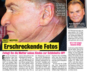 Woche der Frau – Fritz Wepper – Dezember 2013